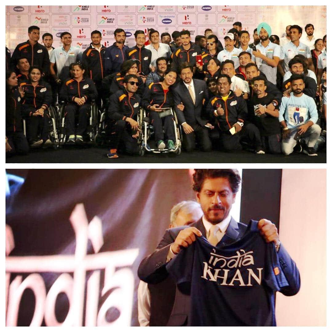 Shah Rukh Khan India Khan