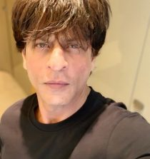 Shah Rukh Khan Actor, Producer