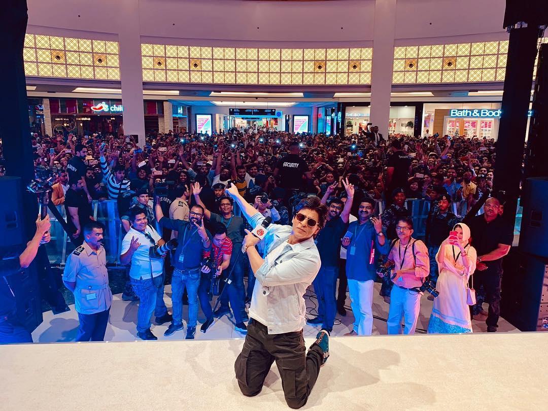 Shah Rukh Khan fanfest