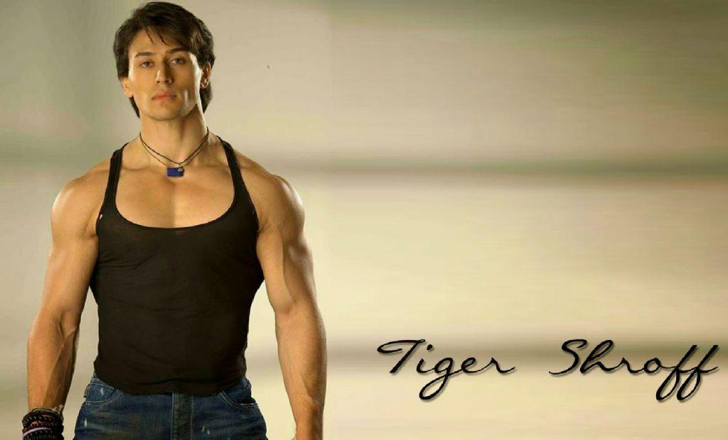Tiger Shroff 2014 New Wallpaper 1024x620