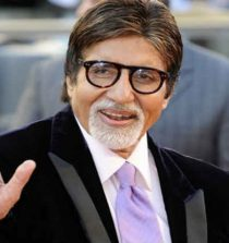 Amitabh Bachchan Actor, Singer, Producer, Television Presenter