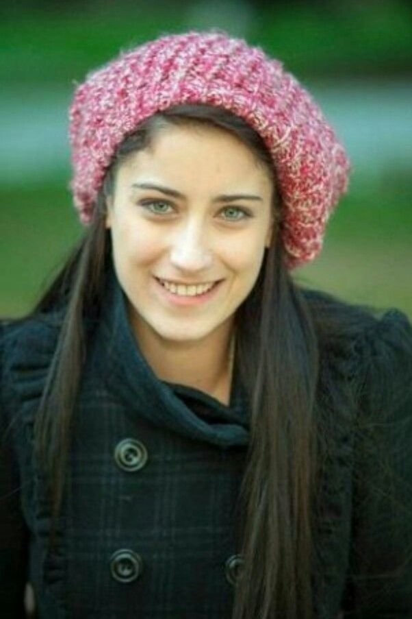Hazal Kaya Turkish Soap Opera (Actress), Model