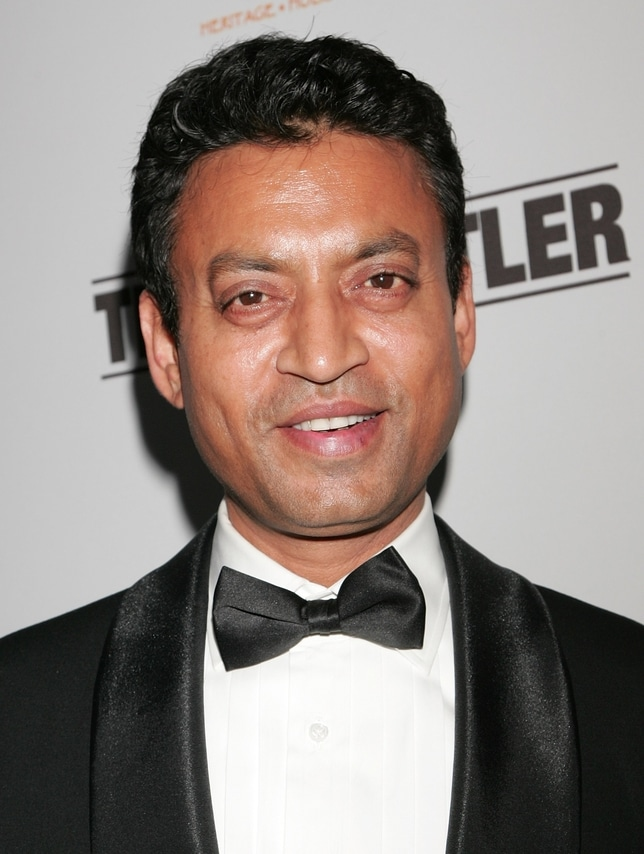 Irrfan Khan Indian Actor, Producer