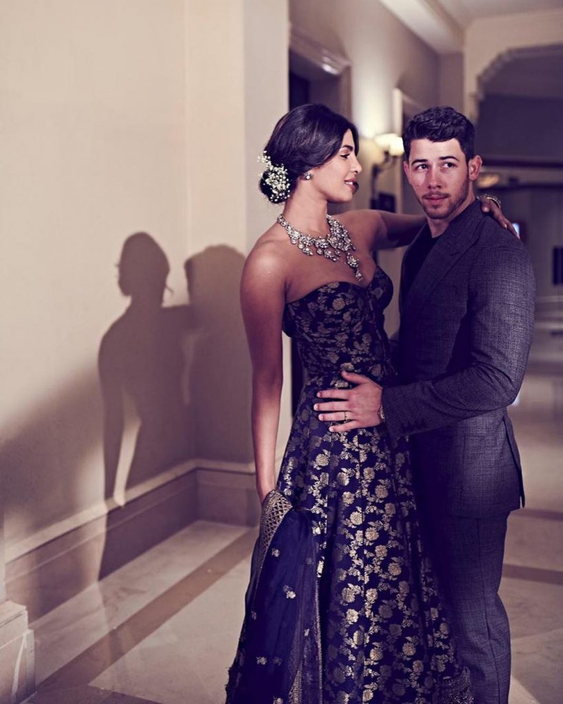priyanka chopra with husband nick jones 819x1024