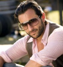 Saif Ali Khan Actor and Producer