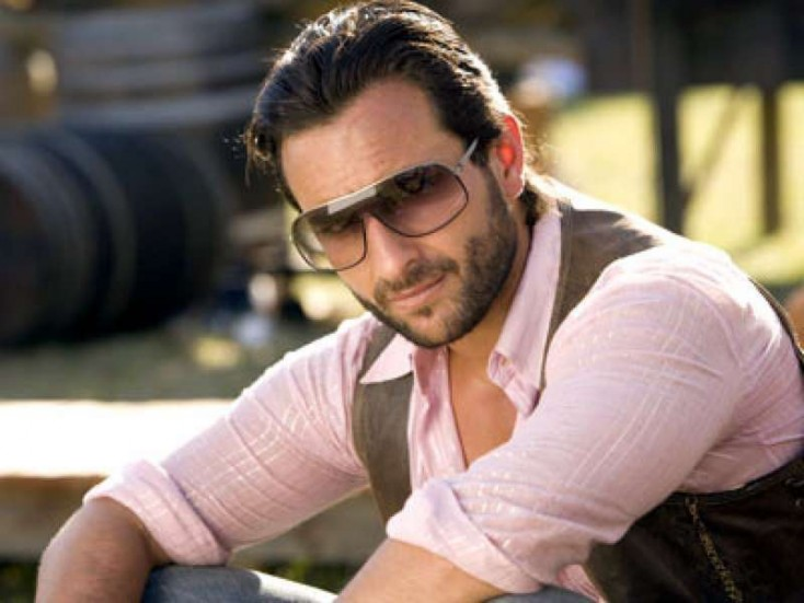 Saif Ali Khan Indian Actor and Producer