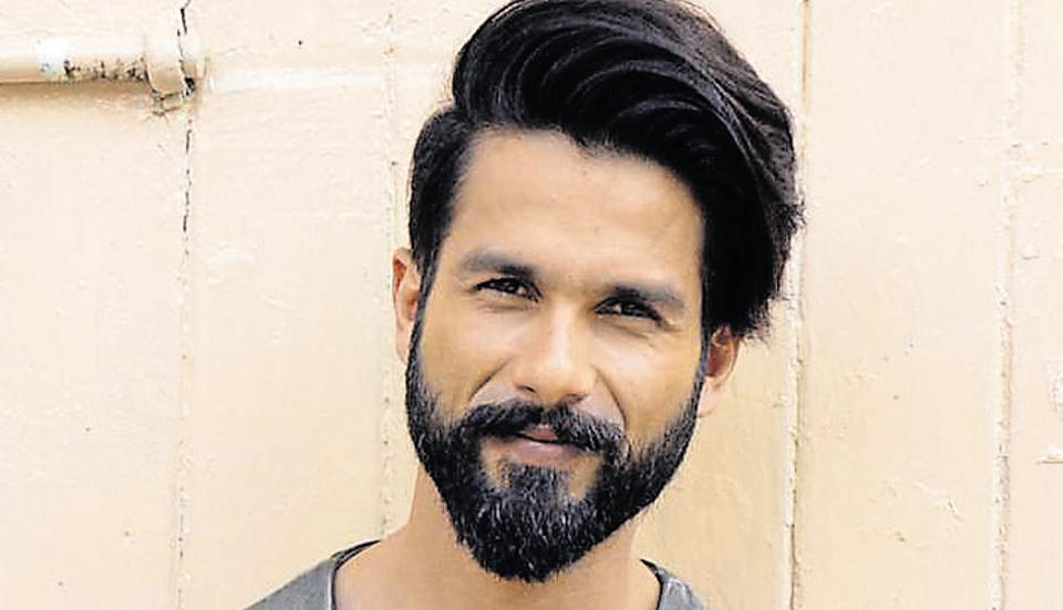 Shahid Kapoor Indian Actor