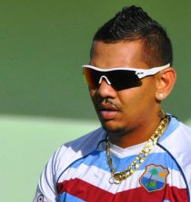 Sunil Philip Narine Cricketer (Spin bowler)