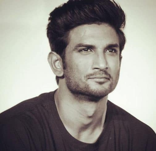 Sushant Singh Rajput Indian Actor
