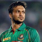 Shakib Al Hasan Bangladeshi Cricketer (All- rounder)