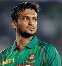 Shakib Al Hasan Cricketer (All- rounder)