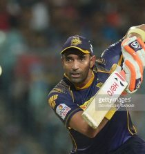 Robin Aiyuda Uthappa Cricketer (Batsman and Wicket-keeper)