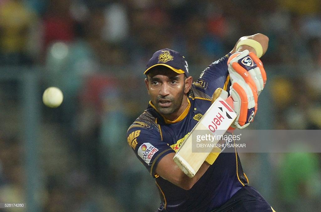 Robin Aiyuda Uthappa Indian Cricketer (Batsman and Wicket-keeper)