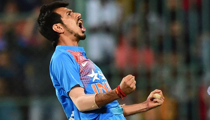 Yuzvendra Singh Chahal Indian Cricketer (Spin Bowler)