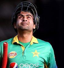 Ahmed Shehzad Cricketer