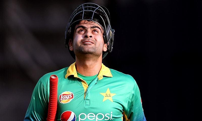 Ahmed Shehzad Pakistani Cricketer