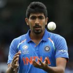 Jasprit Bumrah Indian Cricketer (Fast-medium bowler)