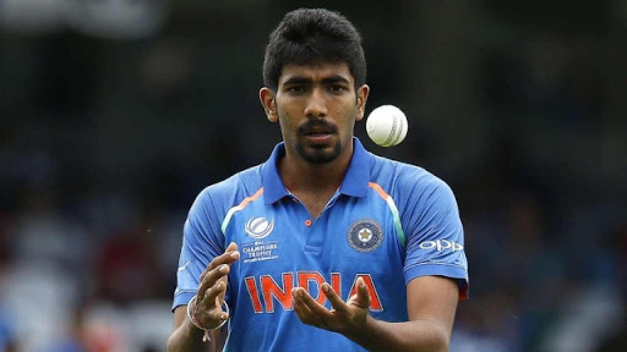 Jasprit Bumrah Indian Cricketer (Fast-medium bowler)
