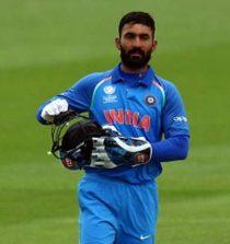 Krishna Kumar Dinesh Karthik Cricketer (Batsman and Wicket-keeper)