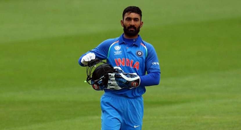 Krishna Kumar Dinesh Karthik Indian Cricketer (Batsman and Wicket-keeper)