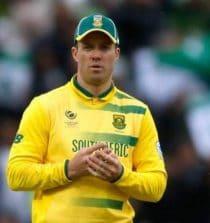 AB de Villiers Cricketer