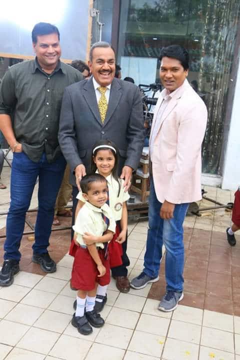 Aditya Srivastava Family Photos