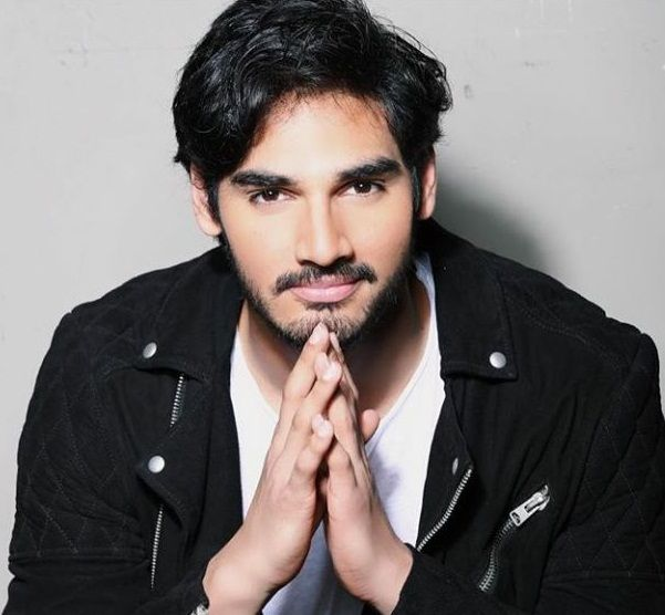 Ahan Shetty Indian Actor