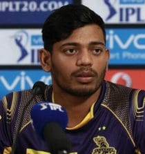 Ankit Rajpoot Cricketer (right-arm medium-fast bowler)