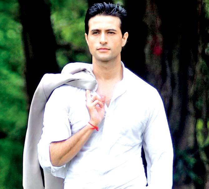 Apurva Agnihotri Indian Actor