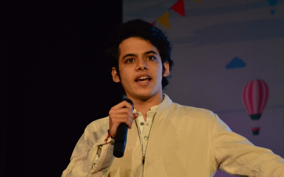 Darsheel Safary Indian TV Actor