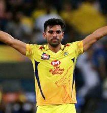 Deepak Chahar Cricketer