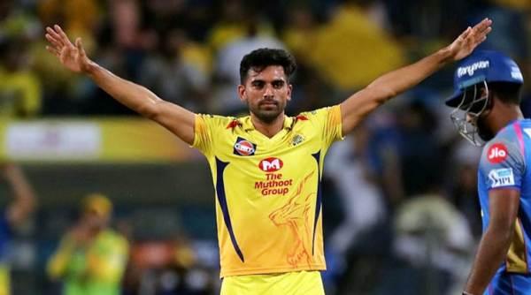 Deepak Chahar Indian Cricketer