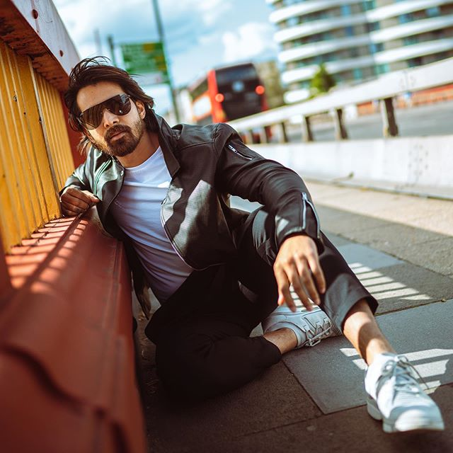 Harshvardhan Rane Indian Actor