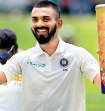 K. L. Rahul Cricketer (Batsman and Wicket-keeper)