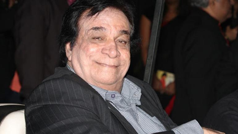 Kader Khan cause of death