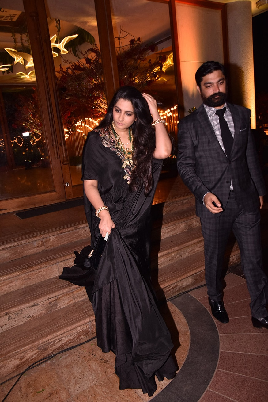 Karan Boolani with rhea kapoor