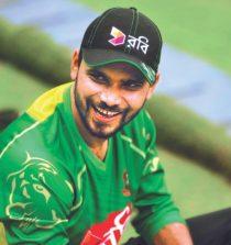 Mashrafe Mortaza Cricketer (Medium Fast Bowler)