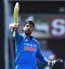 Mayank Agarwal Cricketer (Batsman)
