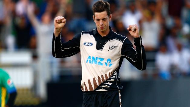 Mitchell Josef Santner New Zealander Cricketer