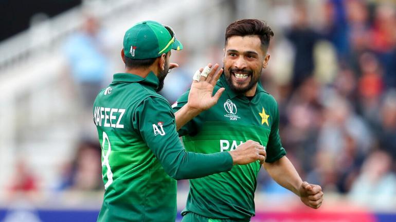 Mohammad Amir Pakistani Cricketer (Fast Bowler)