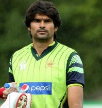 Mohammad Irfan Cricketer (Fast Bowler)