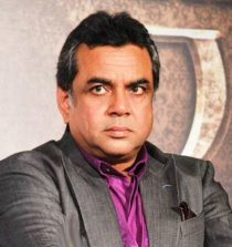 Paresh Rawal Actor, Producer, Politician