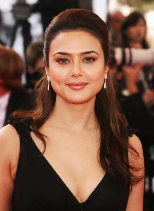 Preity Zinta Indian Actress, Producer, Writer, Entrepreneur