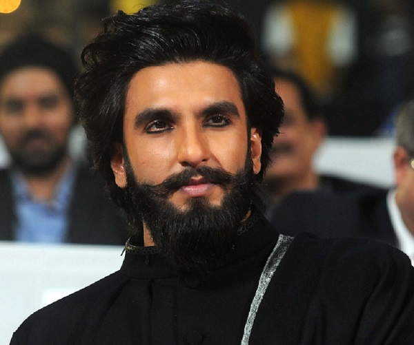 Ranveer Singh Indian Actor