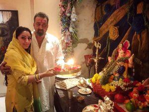 Sanjay Dutt Diwali 300x225