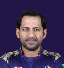 Sarfaraz Ahmed Cricketer (Batsman, Wicket-keeper)