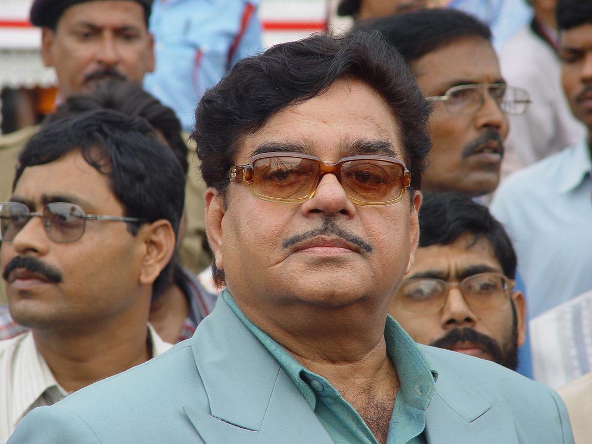 Shatrughan Sinha Indian Actor, politician