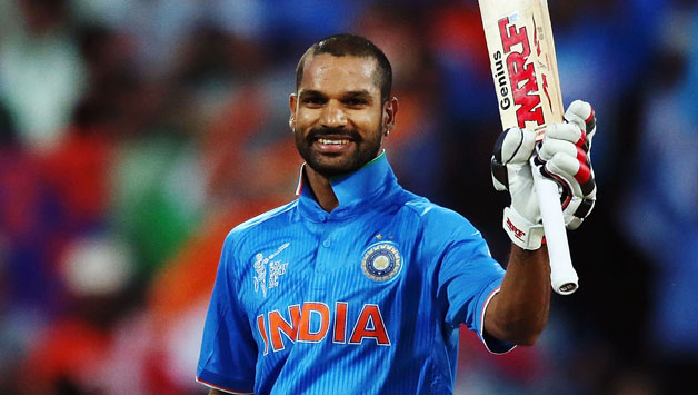 Shikhar Dhawan Indian Cricketer