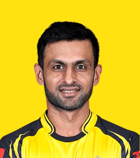 Shoaib Malik Pakistani Cricketer (Batsman)