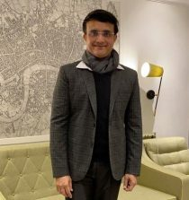 Sourav Ganguly Former Cricketer